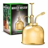 CKB LTD Water Mister 300 ml Vintage Style Premium Classic Indoor Sprühflasche Dekorativer Pflanznebel mit Pumpe Bewässerung Kürbis für Luftpflanzen, Orchideen und mehr - 1