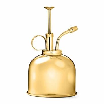 CKB LTD Water Mister 300 ml Vintage Style Premium Classic Indoor Sprühflasche Dekorativer Pflanznebel mit Pumpe Bewässerung Kürbis für Luftpflanzen, Orchideen und mehr - 4