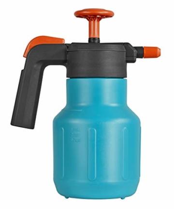 Gardena Comfort Drucksprüher 1,25 l: Drucksprühgerät mit Füllstandsanzeige, große Einfüllöffnung, Anschlagsdämpfung und Überdruckventil (814-20) - 7